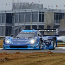 Front Row Start for Spirit of Daytona Racing at Barber Motorsports Park