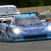 Spirit of Daytona Racing Takes Sixth in Brickyard Grand Prix with VISITFLORIDA.COM Corvette DP
