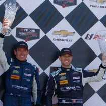 Spirit of Daytona Racing Runner-Up in Chevrolet Sports Car Classic at Belle Isle