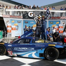 VISIT FLORIDA RACING CRUISING INTO THE SAHLEN'S SIX HOURS OF THE GLEN ON TOP OF THE TUDOR CHAMPIONSHIP STANDINGS
