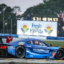VISIT FLORIDA RACING RIDING A WAVE OF MOMENTUM TO THE WEST COAST SWING