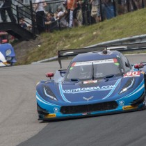 VISIT FLORIDA RACING MAINTAINING THE IMSA TUDOR UNITED SPORTSCAR CHAMPIONSHIP POINTS LEAD WITH TWO RACES REMAINIING