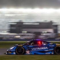 Good Weekend of Testing in Daytona for Visit Florida Racing