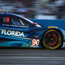 Fighting Fifth in Mobil 1 Twelve Hours of Sebring for Visit Florida Racing