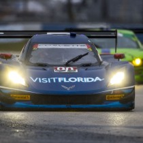 Visit Florida Racing Sixth on Mobil 1 Twelve Hours of Sebring Grid