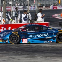 Visit Florida Racing Set for Seventh on Long Beach Grid