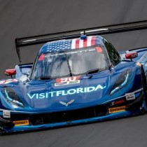 Promising Run for Visit Florida Racing Comes Up Short in Sahlen's 6 Hours of the Glen