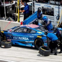 Visit Florida Racing Heads North to Canadian Tire Motorsport Park