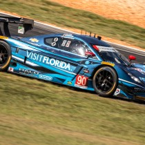VISIT FLORIDA Racing Closes Out DP Era with Petit Le Mans