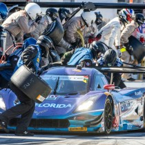 VISIT FLORIDA Racing Shows Perseverance in Petit Le Mans