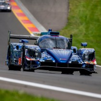 VISIT FLORIDA Racing Takes Top-Five in Sahlen's Six Hours of the Glen