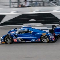 Early End to Rolex 24 for Spirit of Daytona Racing